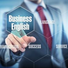 Business English объявление услуга