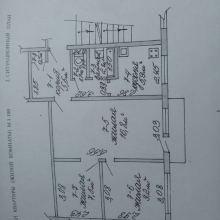 Продается 3-х комнатная квартира в центре города Слуцка! объявление продам