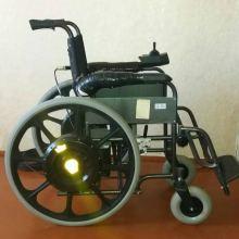 Коляска инвалидная с электроприводом объявление продам