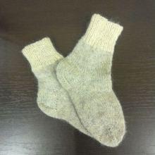 Носки детские шерстяные р. 24-25 объявление продам