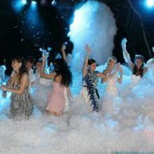 Пенная вечеринка на свадьбу, Свадьба в стиле пенная вечеринка, свадебная пенная дискотека объявление услуга