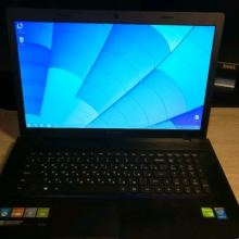 Ноутбук Леново g710 / notebook lenovo G710 объявление продам
