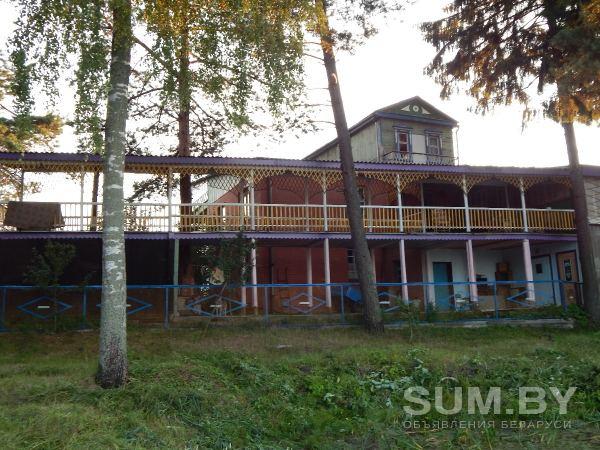 Усадьба на берегу озера 2 дома и свой пляж б у купить в Минске ... e2cbe7367e4