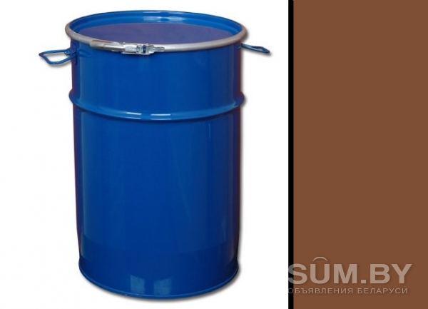 Эмаль ПФ-115 коричневая (шоколадная) (25 кг банка) объявление продам