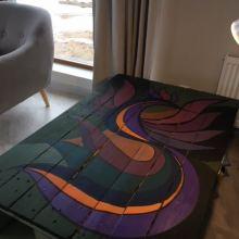 Стол для гостиной или зоны барбекю объявление продам