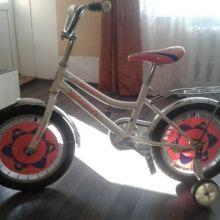 Велосипед для девочки объявление продам
