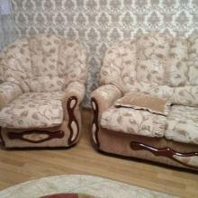 Диван + 2 кресла объявление продам