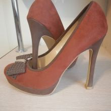 Красивые, удобные туфли на высоком каблуке объявление продам