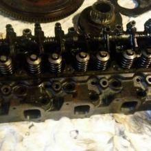 Двигатель Форд транзит 2.5 по з/ч объявление продам