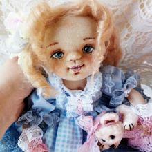 Кукла ручной работы объявление продам