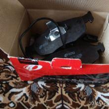 Передние тормозные колодки с датчиком износа на форд Скорпио и Мандео и другие модели объявление продам