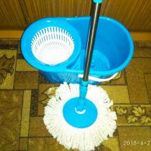 Набор для уборки с отжимом на 18 литров для влажной уборки объявление продам