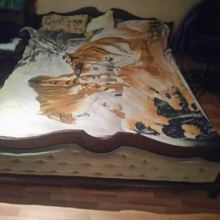 Кровать двухспальная объявление продам