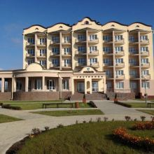 Гостиничный комплекс «Мядель» объявление услуга
