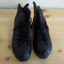 Кеды кожаные женские Converse, 37 размер объявление продам
