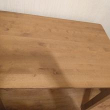 Стол кухонный массив березы объявление продам