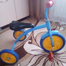Детский велосипед объявление продам