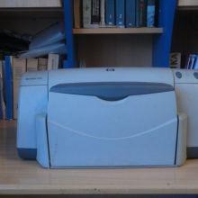 Цветной струйный принтер HP920C объявление продам