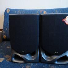 АС (2 колонки) LG FFN-A200 Mini Hi-Fi (от аудиосистемы LG ME-F200E Hi-Fi) объявление продам