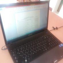 Продам ноутбук объявление продам