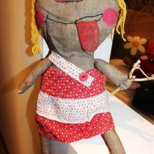 Кукла Чердачная Ада объявление продам