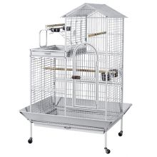 Клетка для птиц б/у (как новая) Большая объявление продам