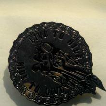 Значок для байкера Демон Скорости металлический с закруткой объявление продам