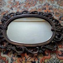 Зеркало навесное, длина 43 ширина 30 объявление продам