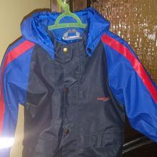 Классная непродумаеваемая детская куртка объявление продам