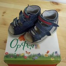 Ортопедические сандалии Орфея 21р (14см) объявление продам