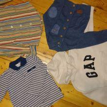 Кофты, байка, рубашка на рост 98 см объявление продам