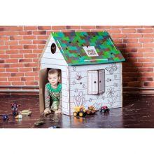 Сборная развивающая игрушка-раскраска ''Бибалина'' объявление продам