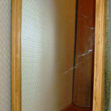 Зеркало в некрашеной дубовой раме объявление продам