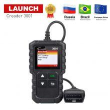 Сканер для диагностики Launch Creader 3001 объявление продам