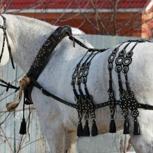 Упряжь для лошадей ( хомуты всех размеров, уздечки, вожжи, дуги...) объявление продам