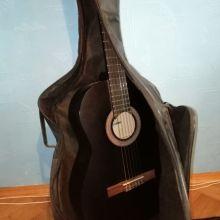 Гитара stagg c440 чёрная матовая объявление продам
