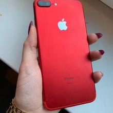 IPhone 7 Plus Red. 128 GB объявление продам