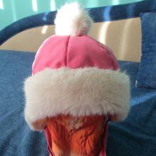 Шапка зимняя для девочки объявление продам