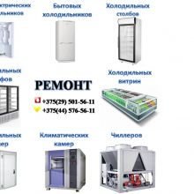 Ремонт холодильников и стиральных машин в г. Житковичи и г. Туров объявление услуга