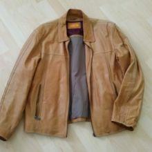 Мужская кожаная куртка объявление продам