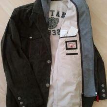 Мужской замшевый пиджак объявление продам