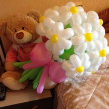 Цветы из шаров. Борисов, Жодино! объявление услуга