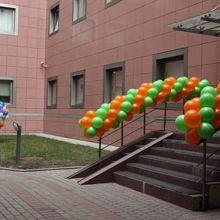 Шары для оформления зала на Свадьбу, День рождения, Открытие магазина и др. Борисов объявление услуга