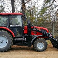 Фронтальный погрузчик ПТМ - 0, 75 к трактору МТЗ 921.3 объявление продам