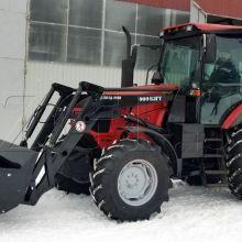 """Фронтальный погрузчик на трактор """"Беларус"""" 1523 объявление продам"""