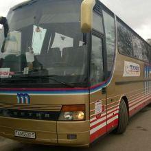 Аренда автобуса SETRA S315 HDH EURO-2 с водителем объявление услуга