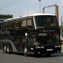 Аренда автобуса NEOPLAN 117/3 EURO-2 с водителем объявление услуга