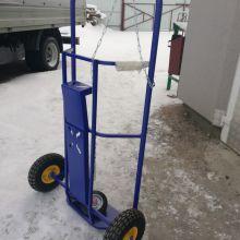 Тележка для перевозки баллоннов КП-2 объявление продам