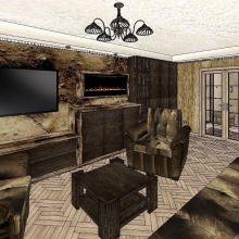 Мебель для гостиной. Дизайн интерьера и всех видов корпусной мебели объявление услуга