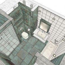 Мебель для ванной. Дизайн интерьера и всех видов корпусной мебели объявление услуга